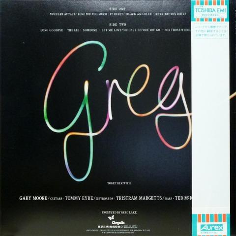 GREG LAKE (1981) b