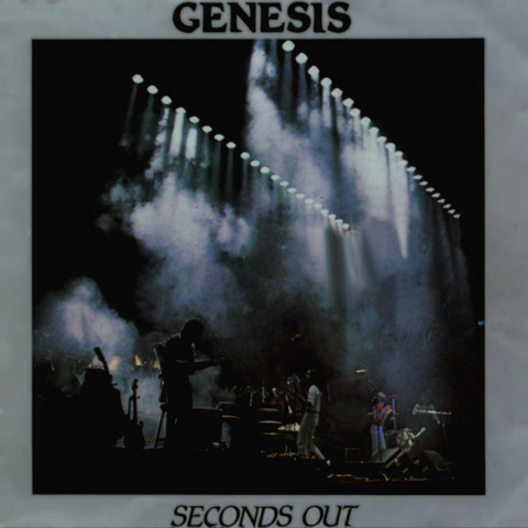 Genesis - Seconds Out (1977) CD (1985) f