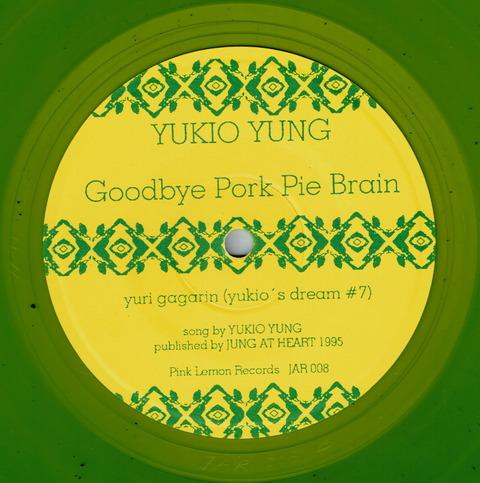 YUKIO YUNG - GOODBYE PORK PIE BRAIN (1995) B