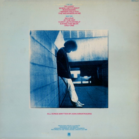 Joan Armatrading - Walk under ladders (1981) b MC TL