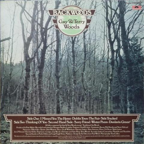 Gay & Terry Woods - BACKWOODS (1975) b