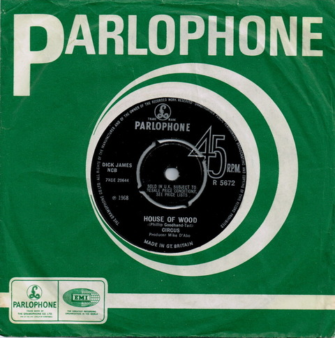 parlophone front