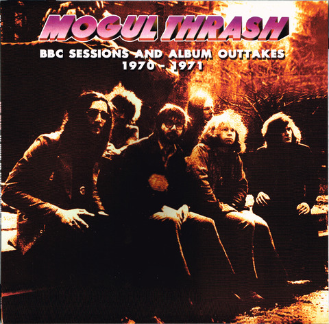MOGUL THRASH - BBC SESSIONS  1970-1971 (2018) F