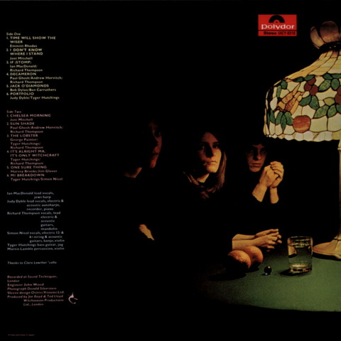 Fairport Convention - same (1968) B