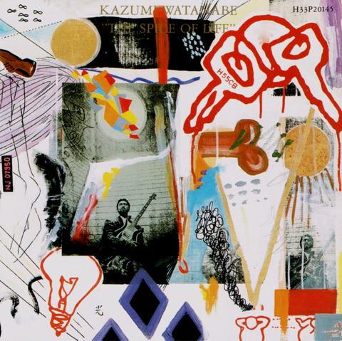 KAZUMI WATANABE - THE SPICE OF LIFE (1987) F