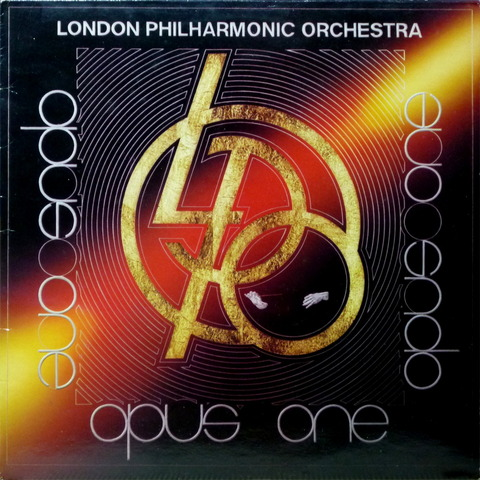 THE LONDON PHILHARMONIC ORCHESTRA - OPUS ONE (1980) F