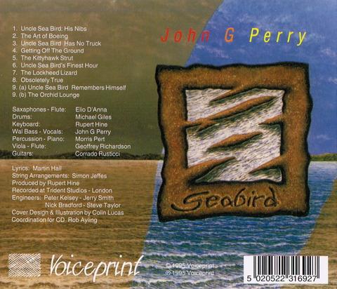 John G Perry - Seabird (1995) b
