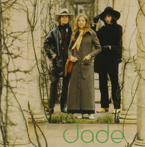 Jade - Fly On Strangewings (1970) CD (2003) f