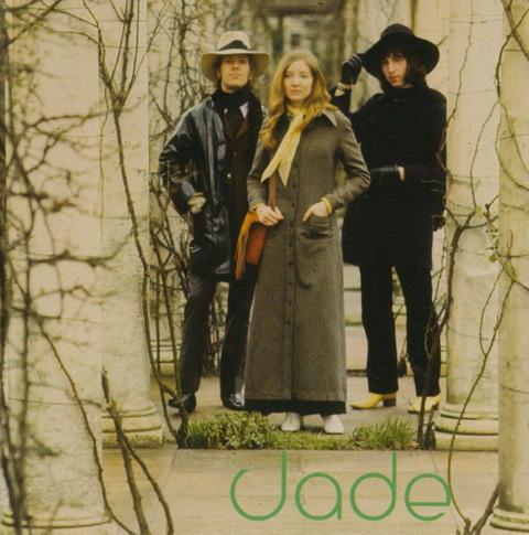 Jade - Fly On Strangewings (1970) CD (2003) f