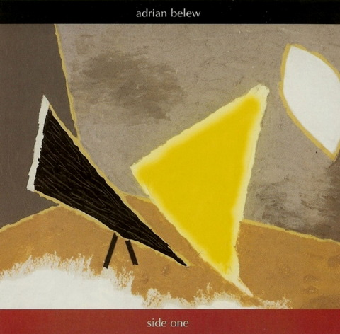 adrian belew - side one (2004) f