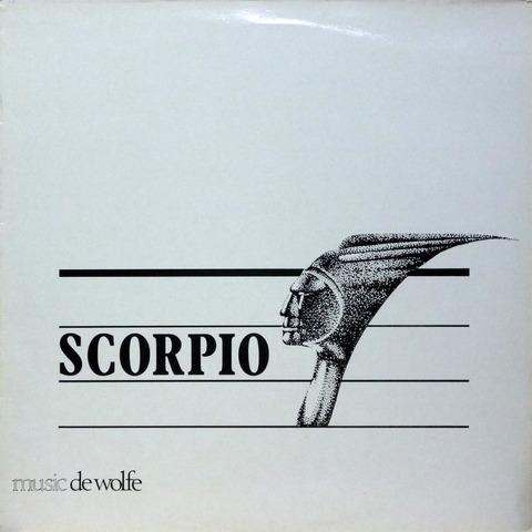 Bruford - SCORPIO music de wolfe (1982) f