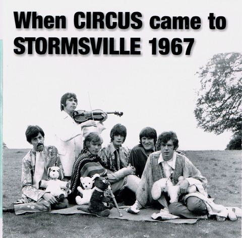 When CIRCUS came to STORMSVILLE 1967