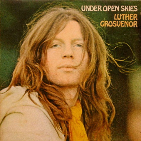 LUTHER GROSVENOR - UNDER OPEN SKIES (1971) F