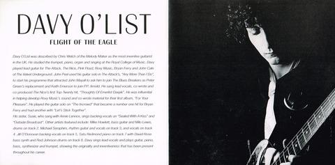 DAVY O'LIST - FLIGHT OF THE EAGLE (1997) I