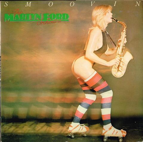 Martyn Ford - Smoovin (1976) F