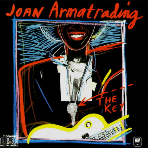 Joan Armatrading - The Key (1983) f