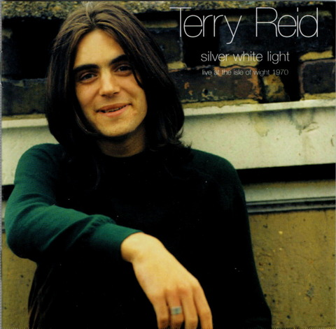 Terry Reid - silver white light (2004)