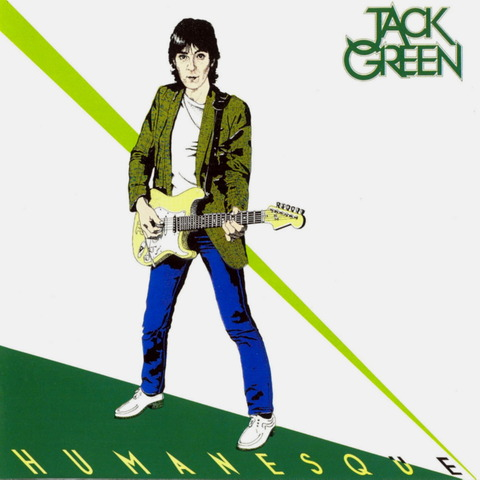 Jack Green - Humanesque (1980) CD (1998) a