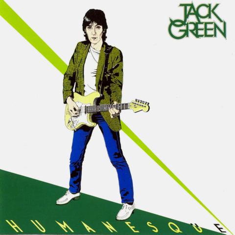 Jack Green - Humanesque (1980) CD (1998) a