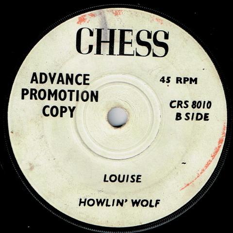 Howlin' Wolf - Louise