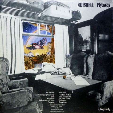 NUTSHELL - Flyaway (1977) b