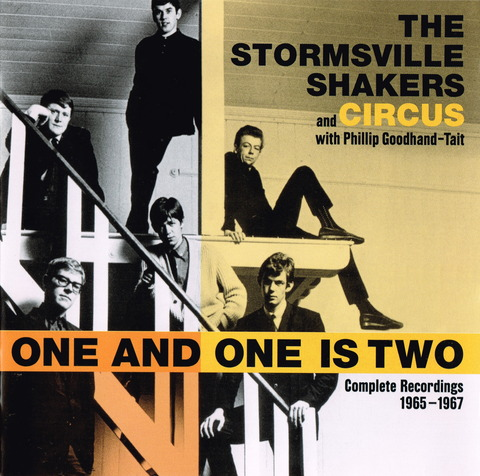 The Stormsville Shakers - One and One is Two (2012) F