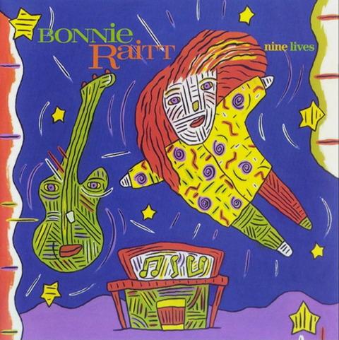 Bonnie Raitt - Nine Lives (1986), CD (2001)