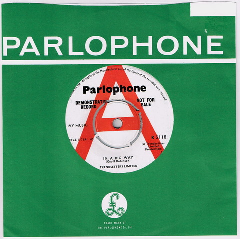 trendsetters parlophone front