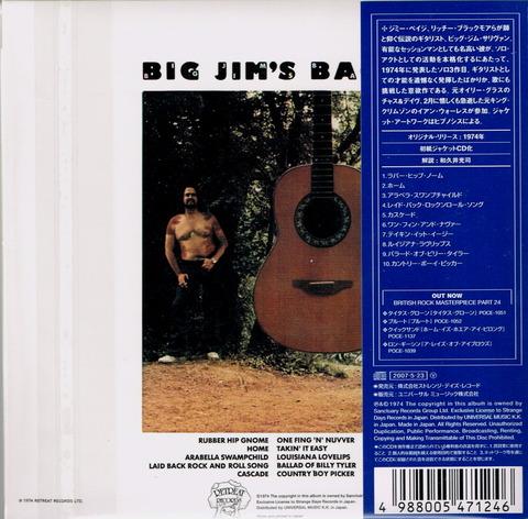 BIG JIM SULLIVAN - Big Jim's Back b
