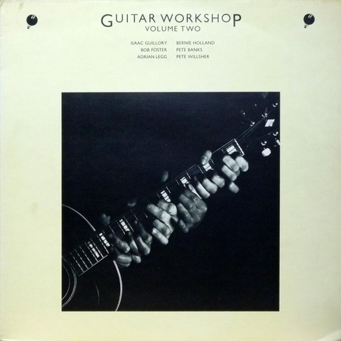 GUITAR WORKSHOP VOLUME TWO (1976) F