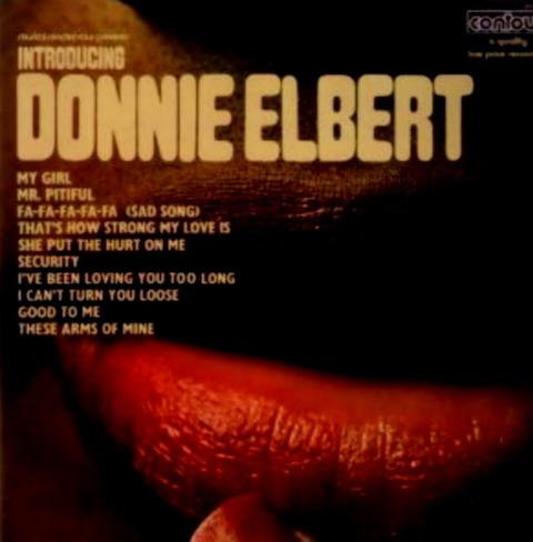 Introducing Donnie Elbert