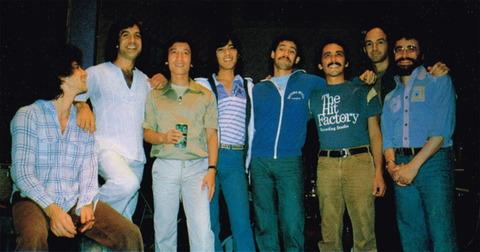 GORO NY SESSION 1977