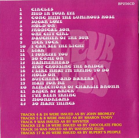 LES FLEUR DE LYS - REFLECTIONS (1997) B