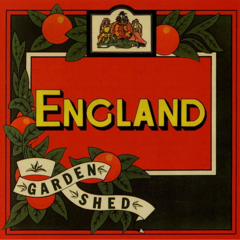 England - Garden Shed (1977) CD(2005) F