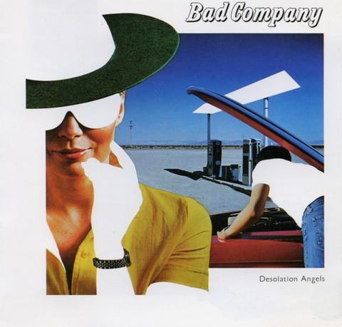 Bad Company - Desolation Angels (1979), CD (1994) f