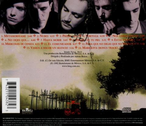 Caifanes - El Silencio (1992) b