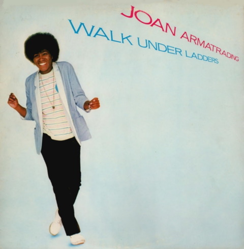 Joan Armatrading - Walk under ladders (1981) f MC TL