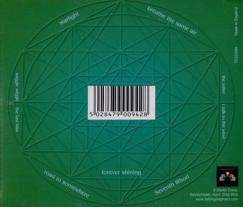 Judy Dyble - The Whorl (2006) CD b