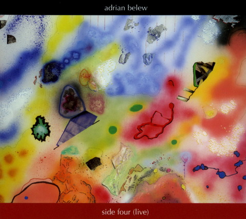 adrian belew - side four (live) (2007) f