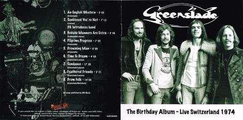 Greenslade-The Birthday Album-Live Switzerland 1974 (2016)f