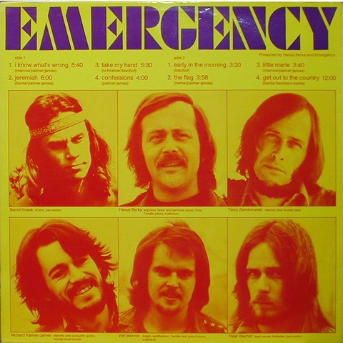 EMERGENCY - GET OUT TO THE COUNTRY B