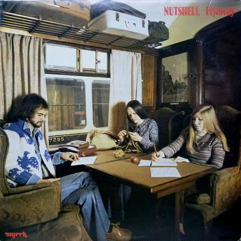NUTSHELL - Flyaway (1977) f