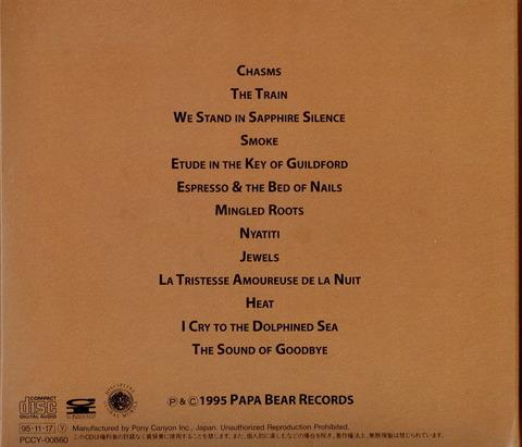 TONY LEVIN - WORLD DIARY (1995) b