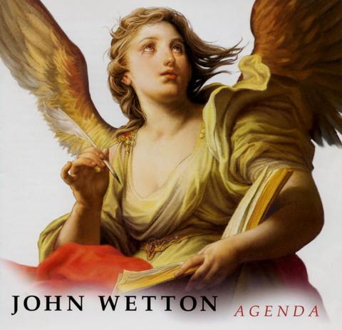 JOHN WETTON - AGENDA (2004) F