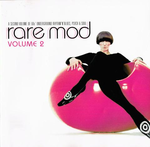 V.A. - rare mod VOLUME 2 (2009) CD F