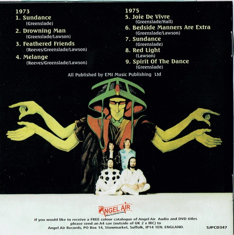 Greenslade Live 1973-1975 (2011 remaster) i2