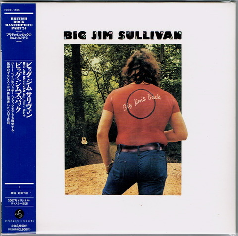 BIG JIM SULLIVAN - Big Jim's Back