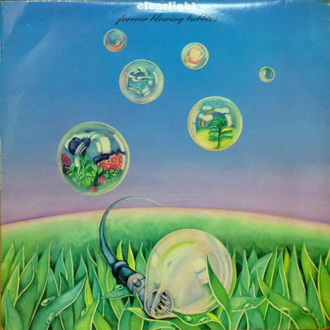 clearlight - forever blowing bubbles (1975) f