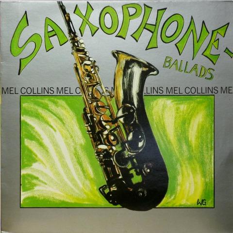 MEL COLLINS - SAXOPHONE BALLADS (1987or1988) F