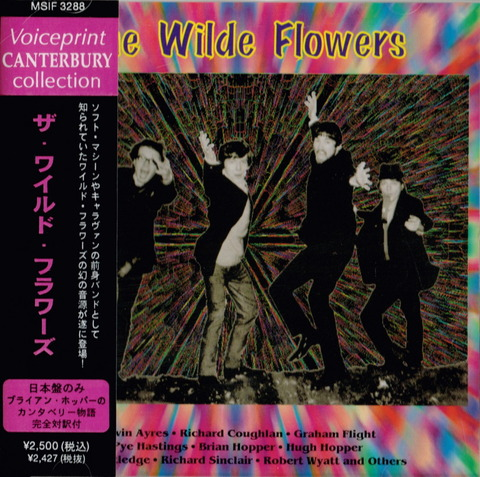 The Wilde Flowers (1994) CD